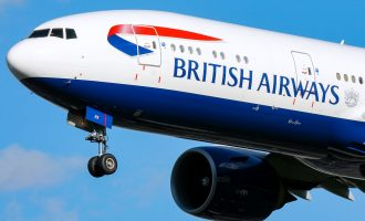 British Airways cancels nearly 100% flights as pilots begin strike over pay