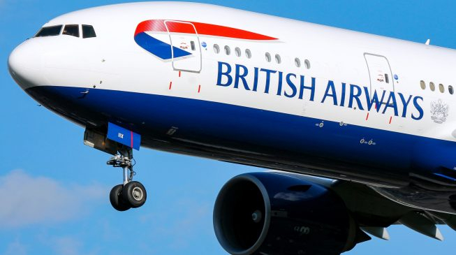 British Airways suspends direct flights to China over coronavirus outbreak