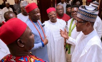 Buhari to Igbo leaders: 7 northern states produced junior ministers but your sons are in charge of 4 ministries