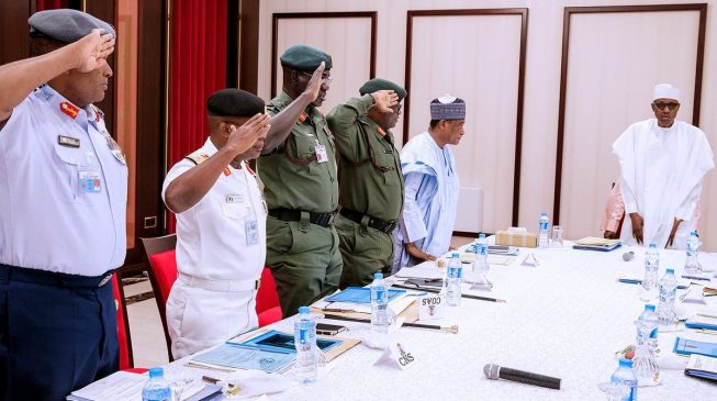 Odinkalu: Buhari and his security chiefs have become part of Nigeria's problem