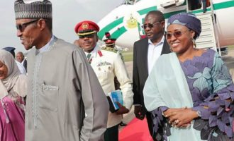 Buhari returns from four-day working visit to Turkey