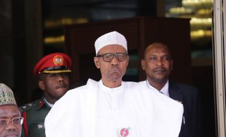 Buhari 'upset' with villa security operatives for allowing Yusuf go bike racing