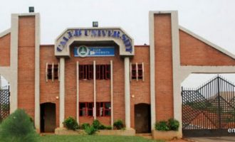Caleb University commences PhD programmes