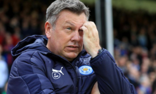 Leicester City sack Craig Shakespeare