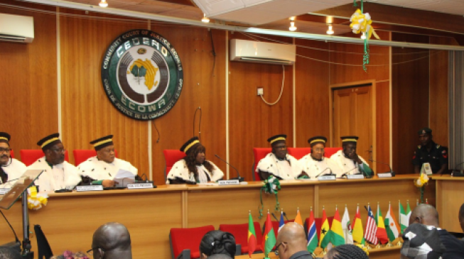 Group hails ECOWAS court over verdict on Nigeria's Cybercrime Act