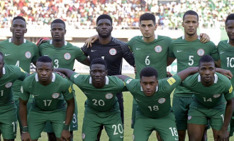 Nigeria draw with Algeria to end World Cup qualifiers unbeaten