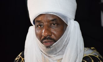 Ministers, governors should undergo drug test, says Sanusi