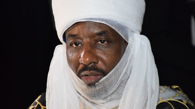 Kano anti-corruption commission recommends Sanusi's suspension
