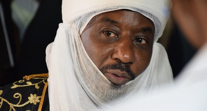 Sanusi: The north will destroy itself if it doesn't change