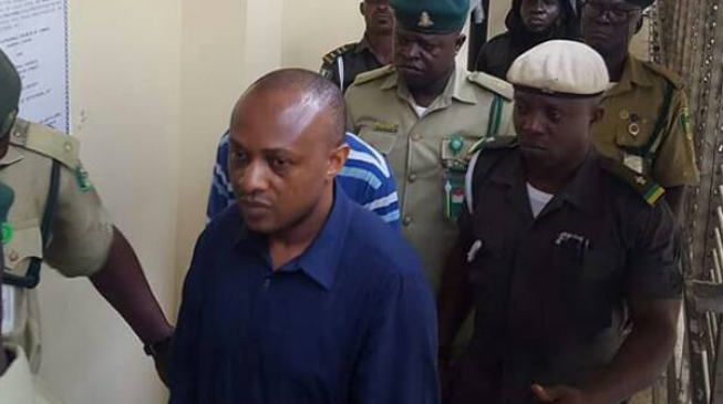 Absence of prosecution witness stalls Evans' trial