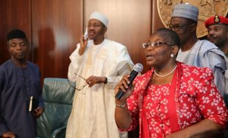 Ezekwesili to Buhari: 'Mainagate' most lethal blow to your struggling anti-graft war