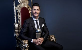 Ronaldo: I am the best footballer in history