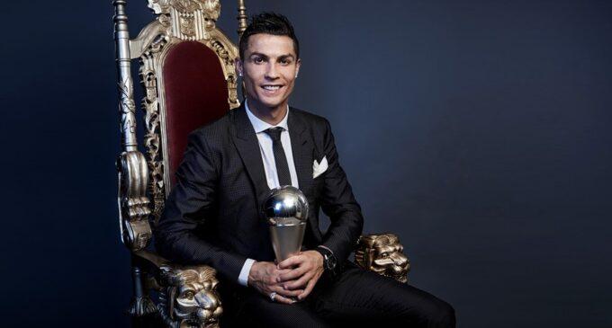 Ronaldo: I am the best footballer in history