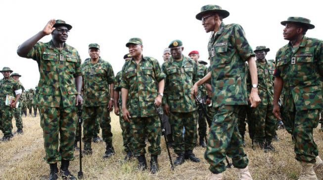 Buhari, security and team strategy