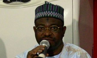 This party lacks vision, says Na'Abba as he dumps APC