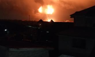 Seven killed as explosion rocks NNPC facility