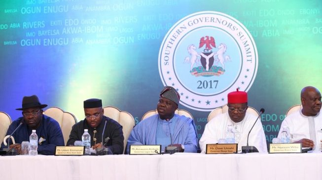 'States are now beggars' — southern governors demand true federalism