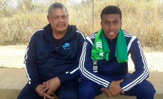 Iwobi's father gushes over son after helping Nigeria qualify for World Cup