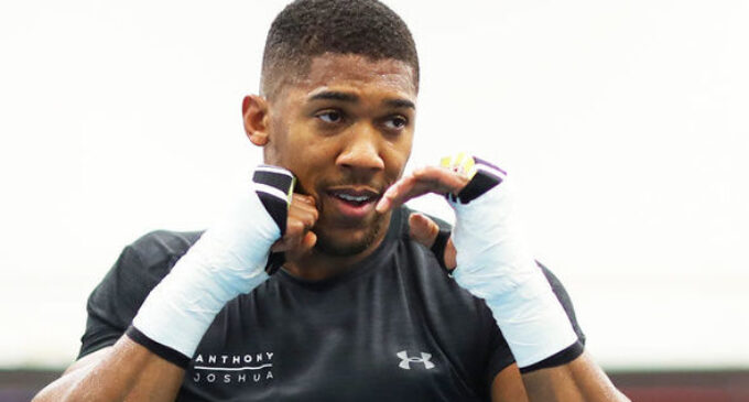 Joshua faces 'Plan B' as court ruling puts fight with Fury in doubt