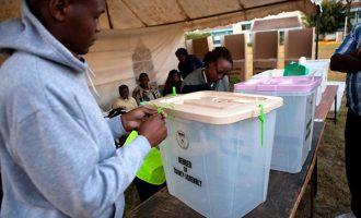 Voters shun re-run election in Kenya