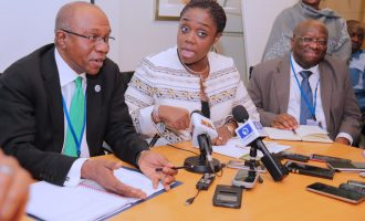 How N637.70bn Sept allocation was shared