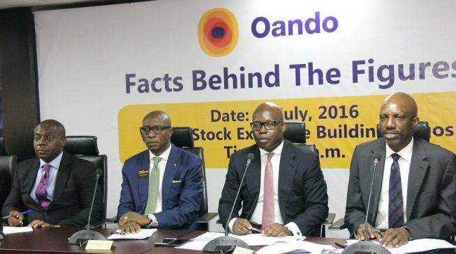 SEC suspends Oando's AGM 'till further notice'