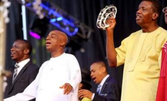 Oyedepo: Adeboye's revelation, prayer helped avert potential plane crash