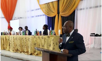 PROMOTED: Paul Usoro supports the African Women Lawyers Association (AWLA) at 1