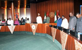 Dambazau absent but Malami, Oyo-Ita attend FEC meeting
