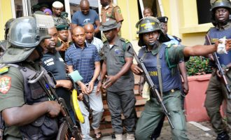 Lagos 'files fresh charges' against Evans — after turnaround on guilty plea