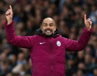 EPL has made me a better manager, says Guardiola
