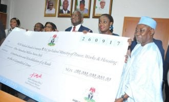 Works ministry gets N100bn Sukuk proceeds