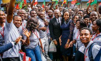 We've made strategic improvements, says Elumelu Foundation