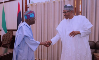 My backing of Sanwo-Olu remains unchanged, says Tinubu after meeting Buhari