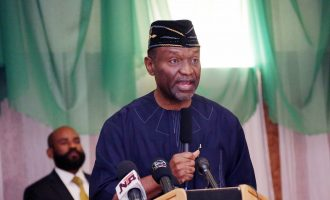 Udoma: Buhari yet to receive passed 2018 budget