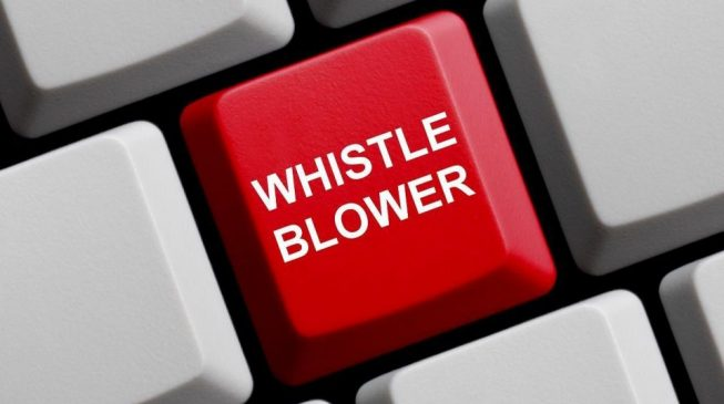 Tackling corruption in Nigeria through whistle blowing