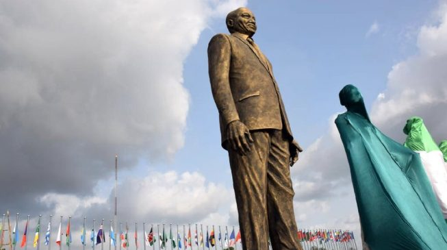 Jacob Zuma's bronze statue: As I see it