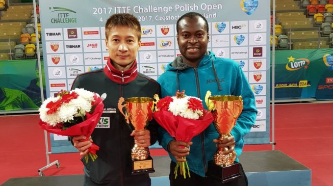 Aruna Quadri wins Polish Open