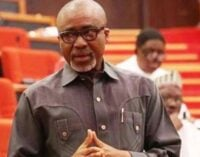 Abaribe: Only one south-easterner is in Aso Rock — and he is a photographer