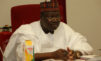 Lawan: It's not compulsory to pass 2018 budget by Dec 31