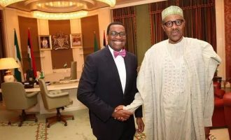 Buhari: I belong to everybody — that's why I backed Adesina for AfDB