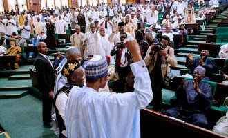Buhari is just another politician, after all