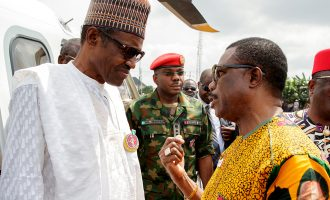 Buhari orders reinstatement of Obiano's security aides