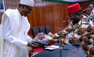 I don't have to insult Buhari to show that I'm a PDP member, says Ebonyi gov