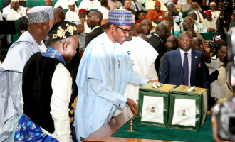 CUPP asks lawmakers to boycott Buhari's budget presentation