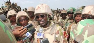Well-being of soldiers remains top priority, says Buratai