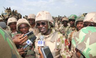 Buratai's soothing balm and the courage to fight on