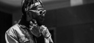 'African giant' Burna Boy tackles Coachella over poster font size