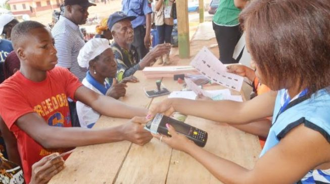 Anambra poll: INEC switches to manual over card readers letdown