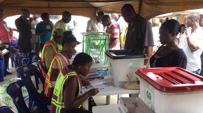 1,068 candidates to contest governorship elections, says INEC